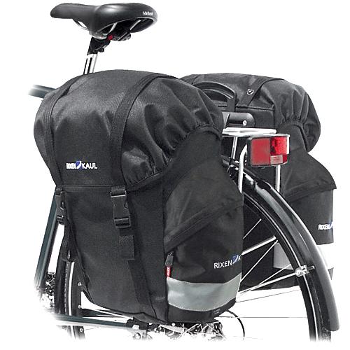 KLICKFIX taskesæt CLASSIC | Tasker til bagagebærer