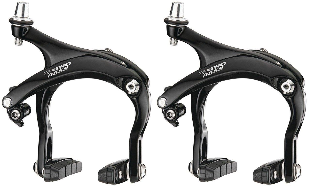 Tektro bremsesæt R559 lange arme | Bremseklo og kaliber