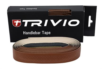 Styrbånd soft brunt   Bar tape