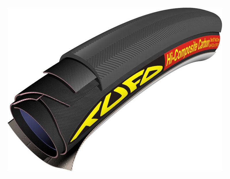 Tufo Hi-Composite Carbon (HICC) Tubulardæk700x23c Sort | Dæk
