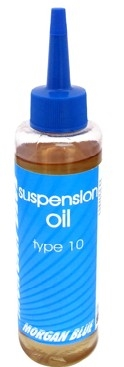 Morgan Blue Type 10 olie 125 ml | polish_and_lubricant_component