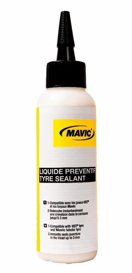 Mavic UST Tyre Sealant 120 ml | Lappegrej og dækjern