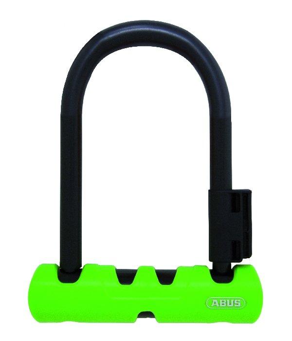 Abus Bøjlelås 410 Ultra Mini 140 mm | Combo Lock