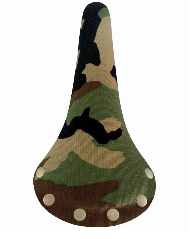 Velo 1221 Plush Vintage Sadel Camo | Sadler