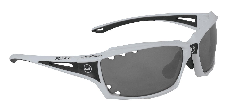 Force Vision Briller Hvid