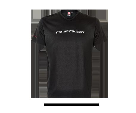 CeramicSpeed T-Shirt V-Neck   Trøjer