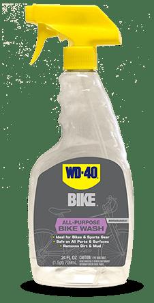 WD-40 Bike Cleaner 500 ml i sprayflaske | Rengøring og smøremidler