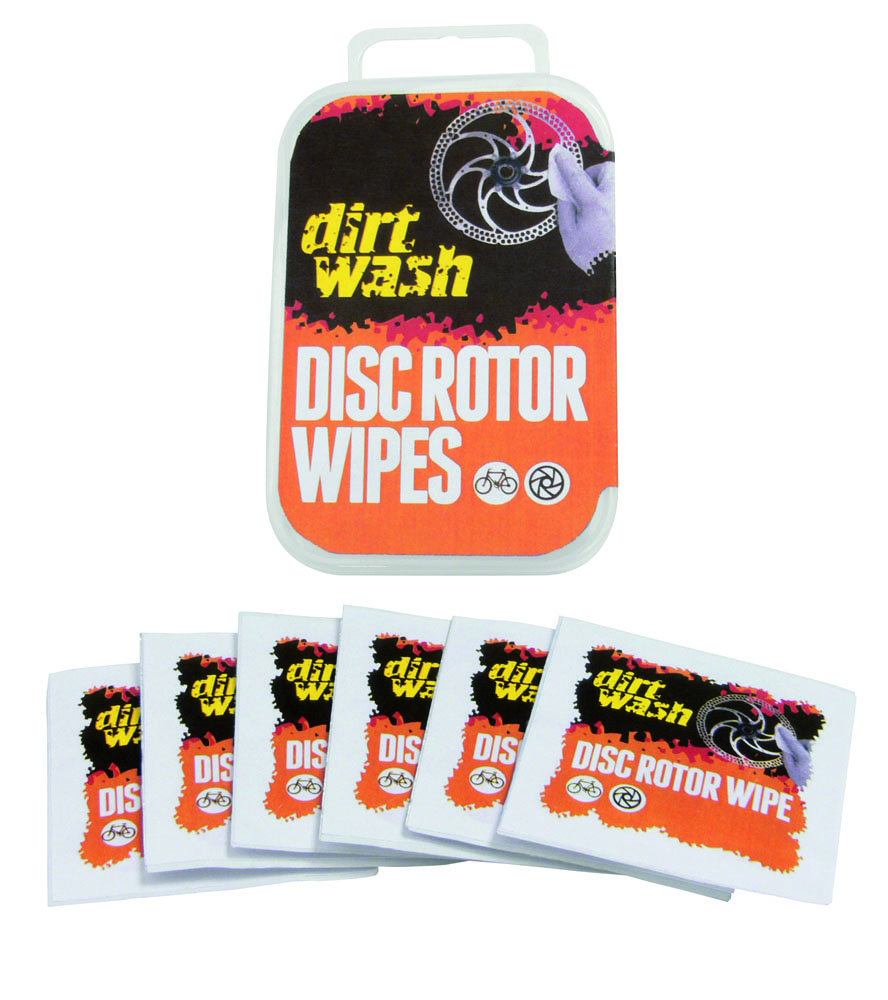 Weldtite Disc Rotor wipes | Bremseskiver og -klodser