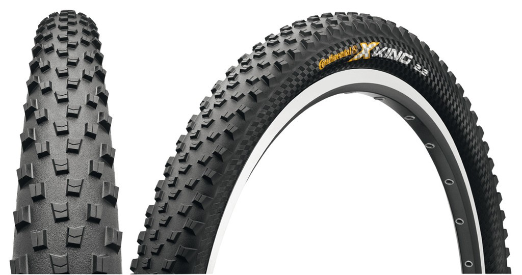Continental X-king Protection 29