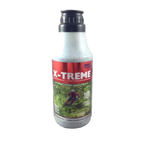 Oko XTreme tætningsvæske til MTB 400 ml   Repair Kit
