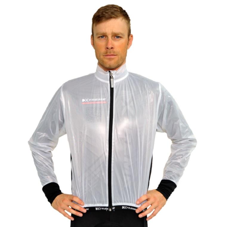 Xtreme X-Transparent overtræksjakke | Jakker