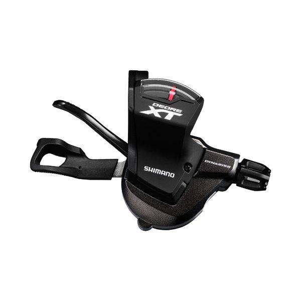 Shimano XT M8000 Skiftegreb 11-speed med klampe | Gear levers