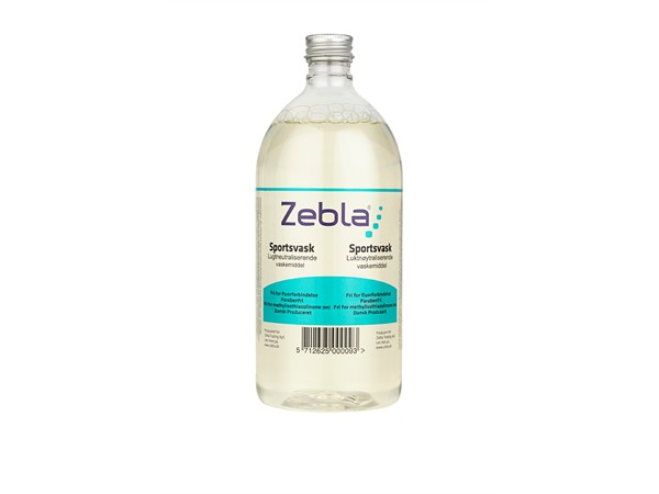 Zebla sportsvask 1000 ml | Body maintenance