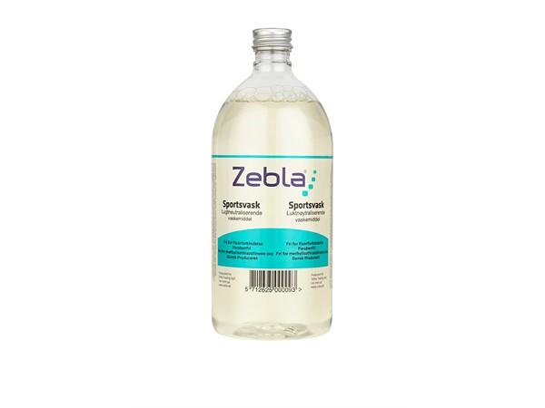 Zebla sportsvask 1000 ml | Personlig pleje