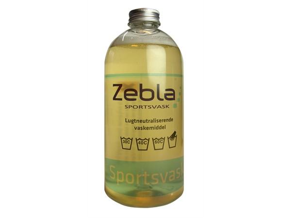 Zebla sportsvask 500 ml | Personlig pleje